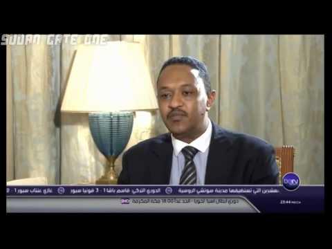 لقاء مع السيد جمال الوالي رئيس نادي المريخ السوداني