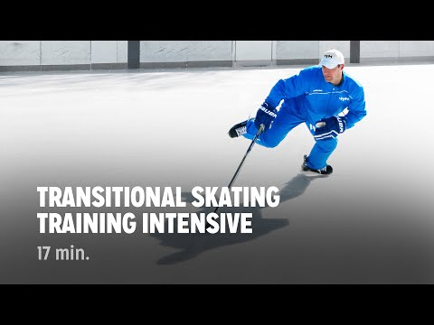 iTrain Hockey Transitional Skating Training Intensive – Train The Trainers