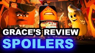Sausage Party SPOILERS Movie Review by Beyond The Trailer