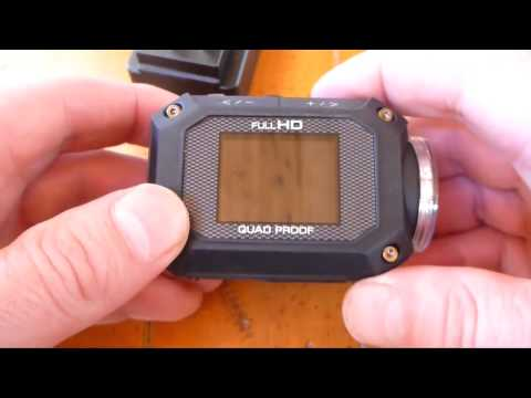 about:JVC - JVC Adixxion Action Camera Review GC-XA1 Sample raw footage at: 6:19 showing how awful the audio is 7:05 audio after putting piece of tape over microphone 8:...