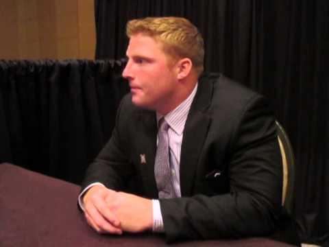Ryan Mueller Interview 7/25/2014 video.