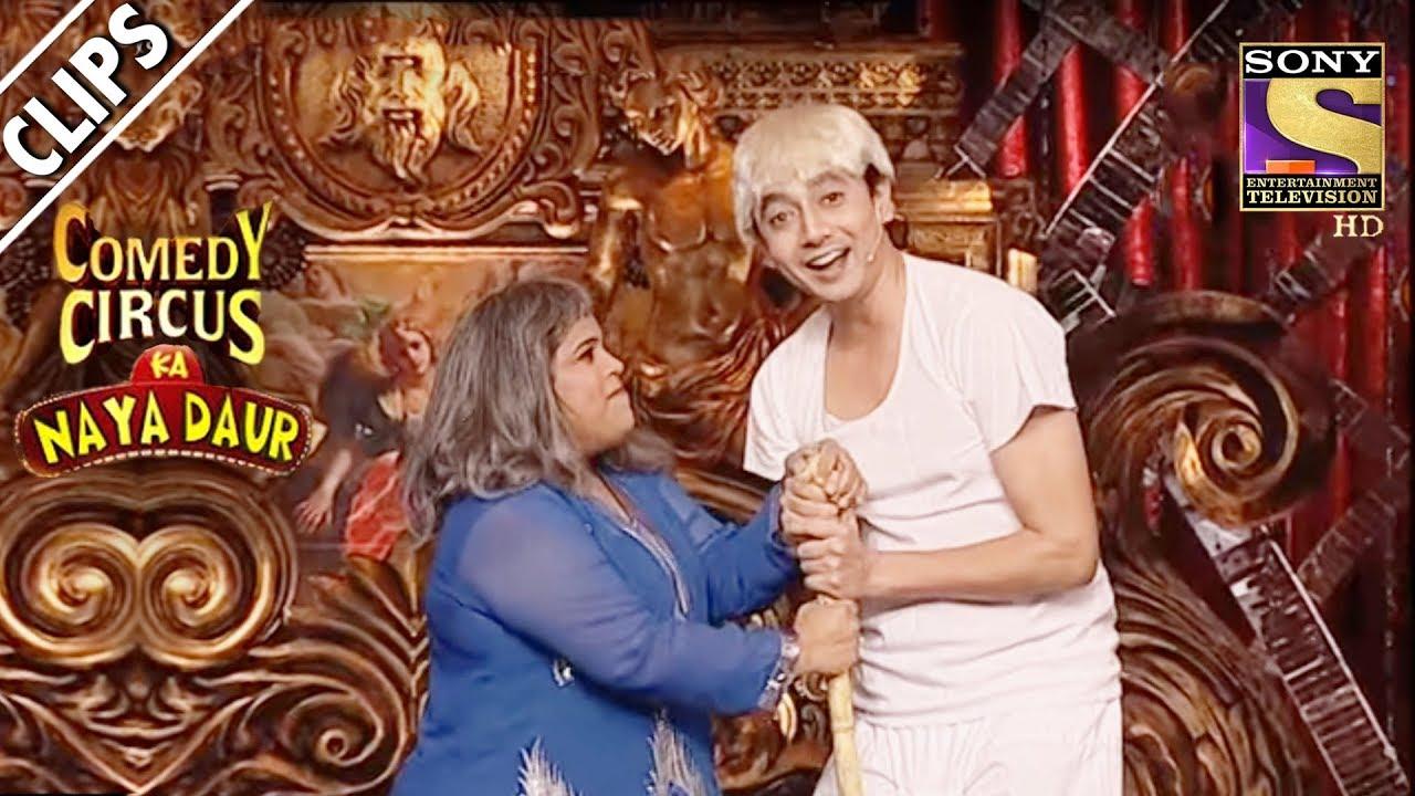 Mantra & Vishakha Rediscover Their Friendship | Comedy Circus Ka Naya Daur