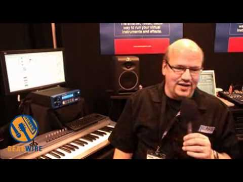 Muse Research Musebox, Muse Receptor 2+ Plugin Hosts On Display At Winter NAMM (Video)