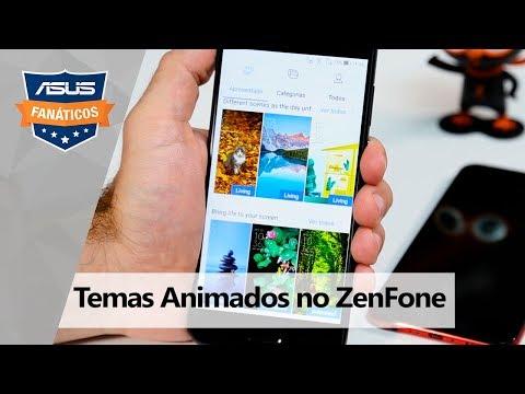 Imagens de papel de parede - Dica de Fanáticos: como colocar temas animados no ZenFone