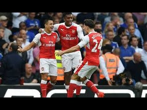 Arsenal vs Basel 2 - 0 All Goals and Highlights UEFA Champions League 2016 HD