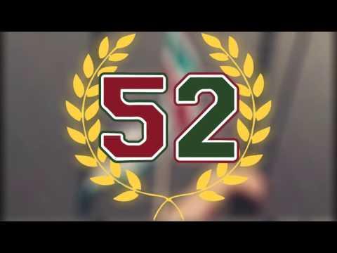 Bravo 52 - Fluminense 3 x 0 Goias - O Bravo Ano de 52 - Fluminense