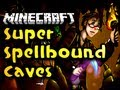 "Minecraft Super Spellbound Caves - Ep. 1 - ""ROOT BEER CELEBRATION!"" [Super Hostile] (HD)"