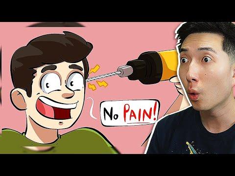 He Has Never Felt PAIN All His Life! (True Story Animation)