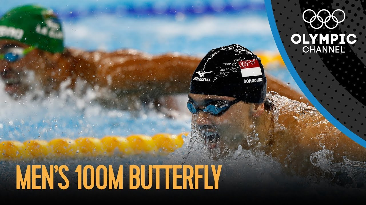 Rio Replay: Men's 100m Butterfly Final
