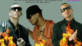 Daddy Yankee Ft. Arcangel & Dariel ''The Urban Flow'' - Quiero Decirte (Official Remix)