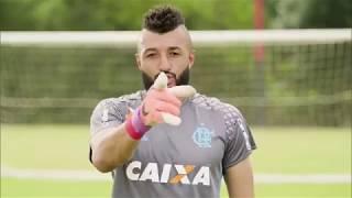 Chamada da TV Globo (RJ) Para a Transmissão de Sport x Flamengo Valido pelo Campeonato Brasileiro de 2017. (HD)