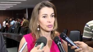 VÍDEO: Secretária Renata Vilhena sobre implantação de telefonia celular em distritos mineiros