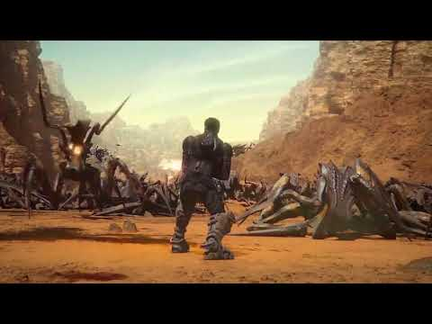 clip starship troopers traitor of mars 2017