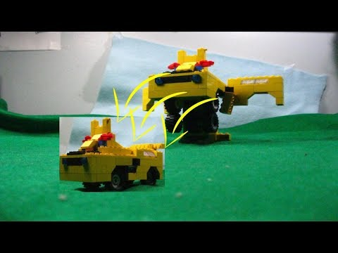 Angry Birds Transformers Bumblebee/Chuck