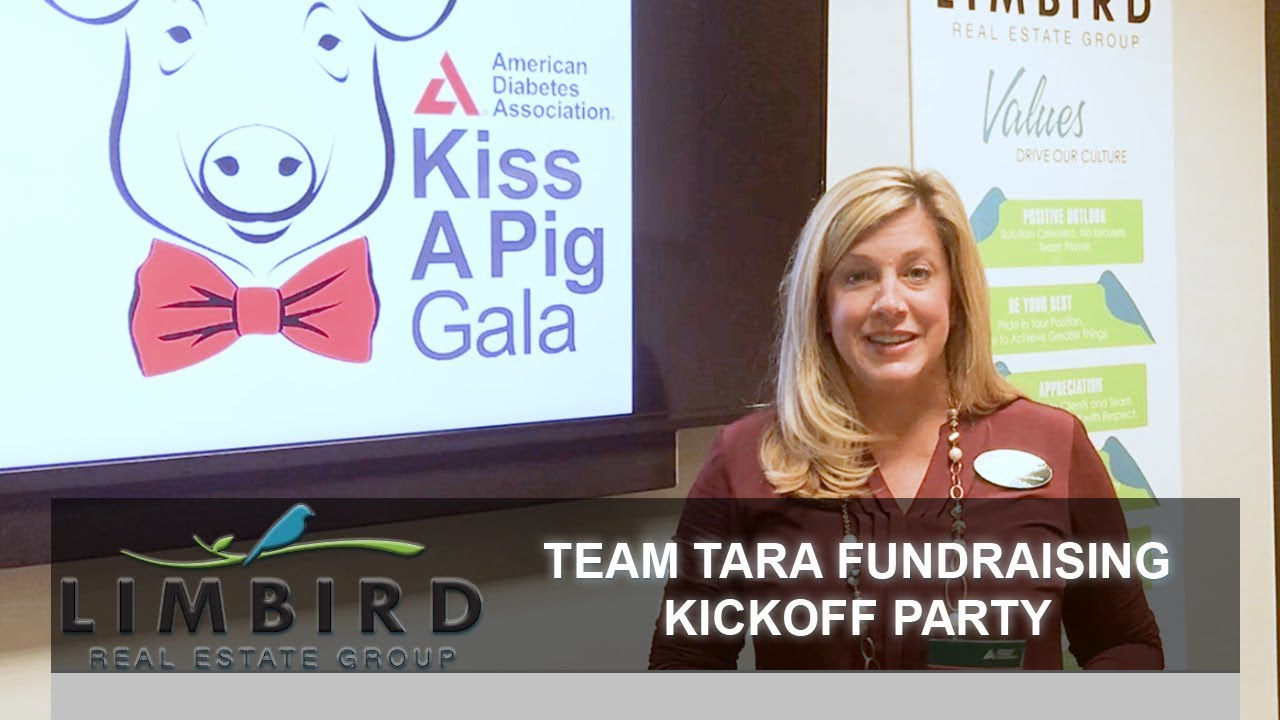 You're Invited to The Team Tara Fundraising Kickoff Party