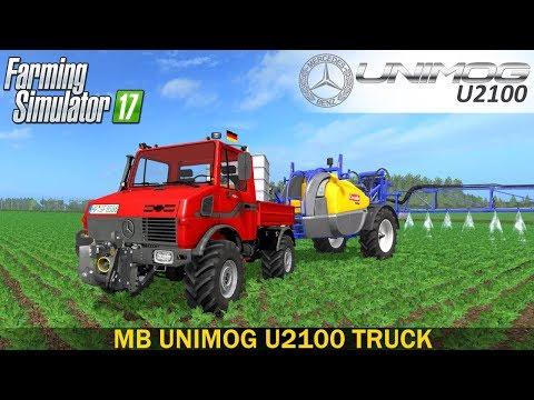 MB Unimog U1200/U1600/U2100 v4.0 Final Full