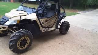 2. Arctic Cat Wildcat X Limited SE 2016