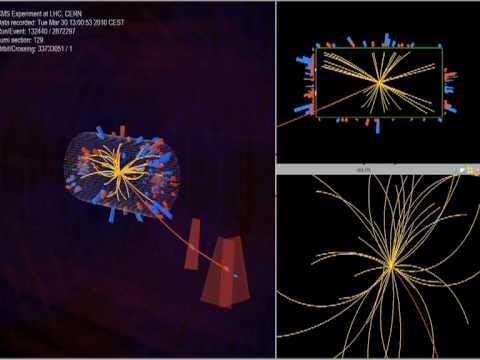 Ein weiterer Urknall: Fortschritte in Teilchenphysik