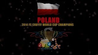 2014 Football Superstars Cruyff World Cup - Final