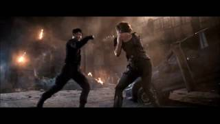 Nonton Resident Evil: Lee Jong Gi vs Milla Jovovich Film Subtitle Indonesia Streaming Movie Download