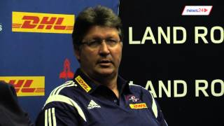 Stormers discuss Eddie Jones' departure | Rugby Video Highlights
