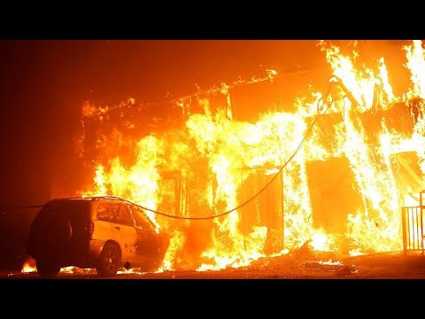 Καλιφόρνια: Φόβοι για νεκρούς εξαιτίας μεγάλης πυρκαγιάς…
