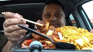 Video Panda Express Mukbang | Eating Show MP3, 3GP, MP4, WEBM, AVI, FLV Juli 2018