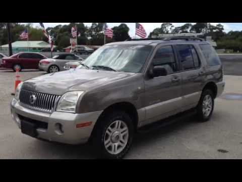 2002 Mercury Mountaineer - View our current inventory at FortMyersWA.com (видео)