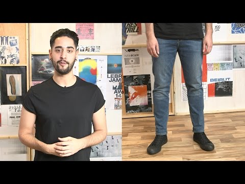 Mens jeans - the different styles and fits | James | ASOS Stylist