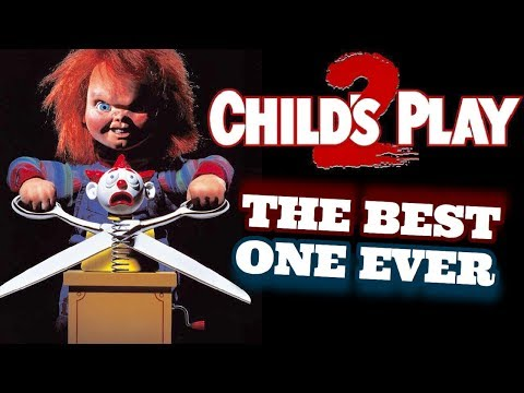 Child's Play 2 A Horror MASTERPIECE