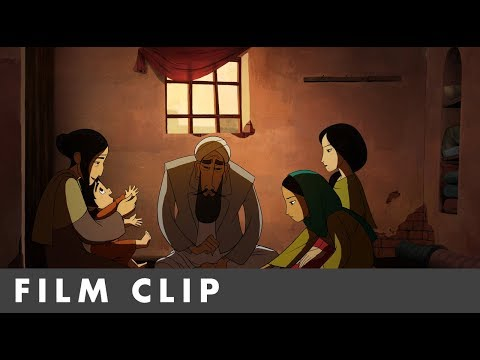 THE BREADWINNER - Film Clip