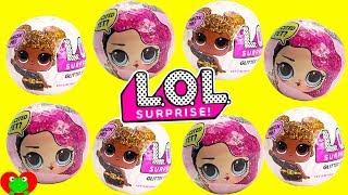 Video LOL Surprise Dolls Glitter Series MP3, 3GP, MP4, WEBM, AVI, FLV Januari 2019