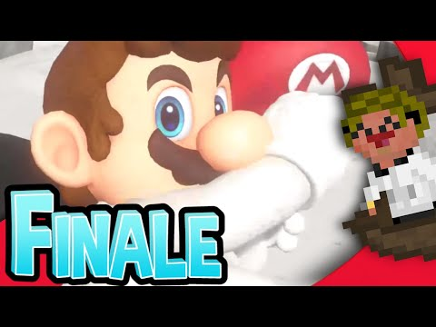 Over The Moom「Super Mario Odyssey 🌙 FINALE」