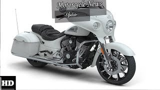 9. HOT NEWS !!! 2018 Indian Chieftain Limited  spec & price