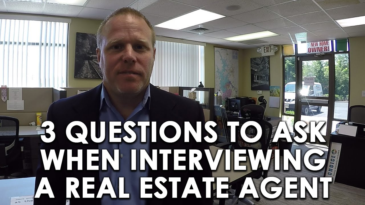 What Questions Should You Ask an Agent Before Hiring Them?