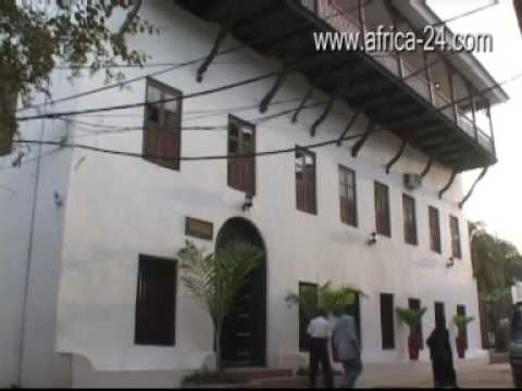 Zanzibar Hotel Stonetown Zanzibar Island Vacation - Africa Travel Channel