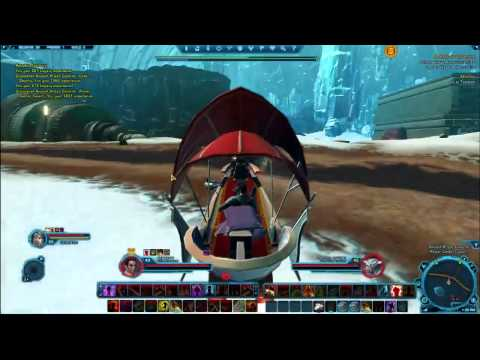 Let's Play Star Wars The Old Republic With Criana Part 128