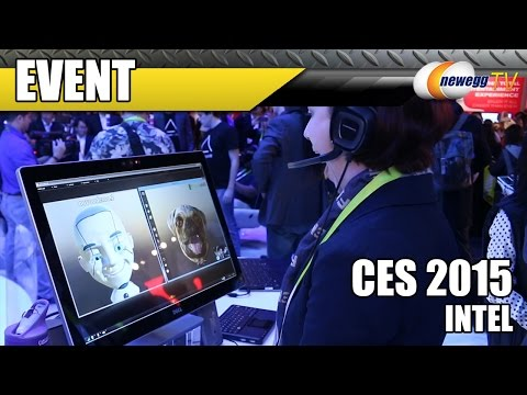 Intel Participates in the Maker Movement & Advances RealSense Technology – CES 2015