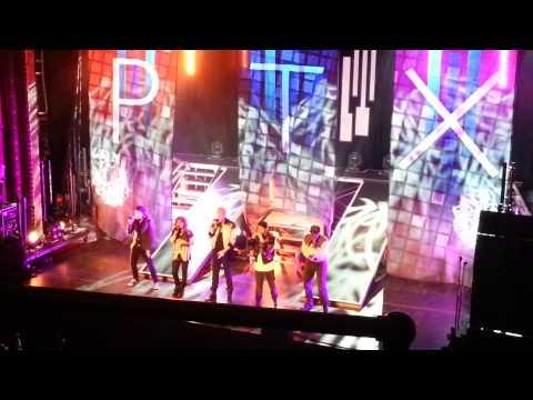 Pentatonix Telephone/Video Killed the Radio Star Live - Springfield MO 2014