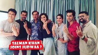 Salman Khan Joins Judwaa 2