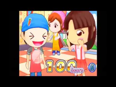 Let's Cook In Cooking Mama World Kitchen Dish 2