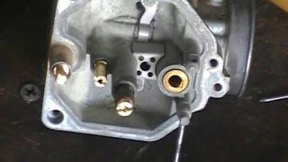 8. Honda TRX250EX Carburetor Carb Rebuild  , TRX 250 EX