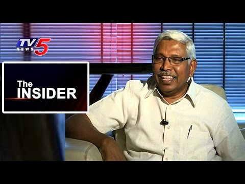 TJAC Chairman Kodandaram Exclusive Interview | The Insider