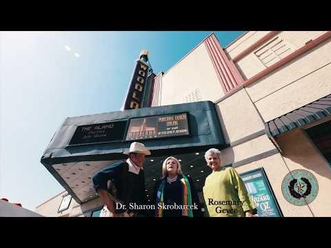 Borderland Film Festival 2018 PSA: John Wayne & Daughters of the Republic of Texas