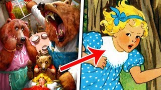Video The Messed Up Origins of Goldilocks and the Three Bears | Fables Explained - Jon Solo MP3, 3GP, MP4, WEBM, AVI, FLV Oktober 2018