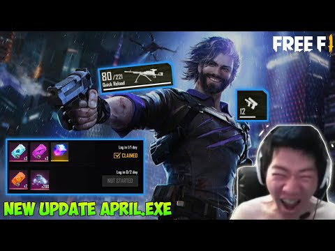 FREE FIRE.EXE | NEW UPDATE APRIL.EXE