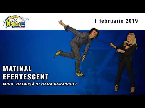 Matinal efervescent - 01 feb 2019