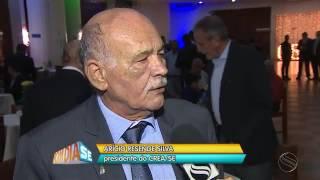 CREA de Sergipe comemora 40 anos de fundação