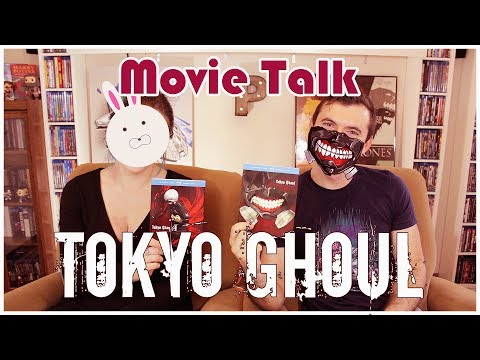 Tokyo Ghoul (2017) Live Action Movie Review!! (Movie Talk)