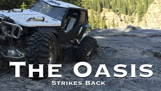 RC Trailblazr - The Oasis Strikes Back - Custom Axial Wraith - YouTube